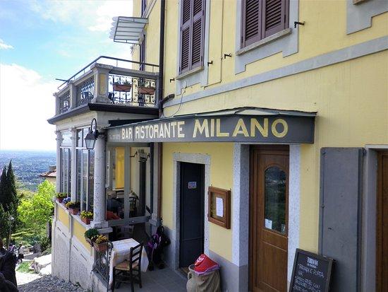 Ristoante Milano (Santa Maria del Monte)