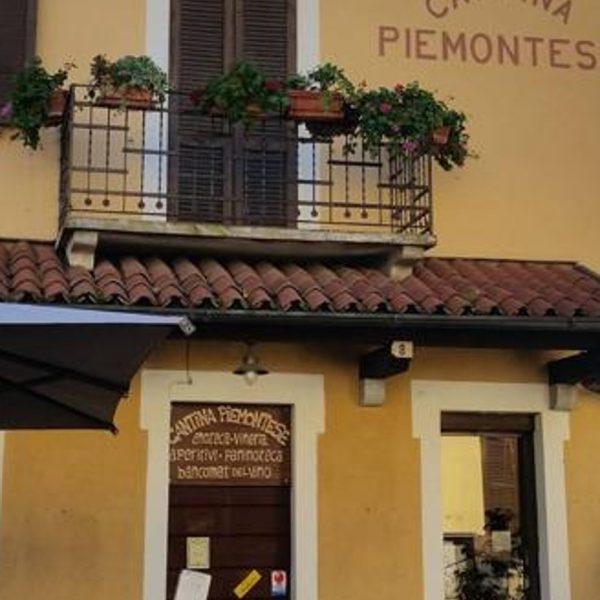 Cantina piemontese (Gavirate)